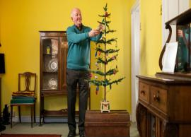 This Christmas Tree is 80 Years Old