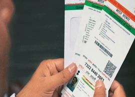 Coronavirus Update- Amid COVID-19 Tamil Nadu Govt Makes it Mandatory for Salons to Collect Aadhar Card Details