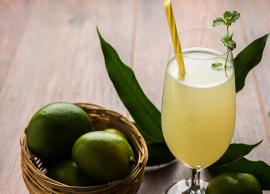 Summer Recipe- Traditional Indian Drink Pudina Aam Panna