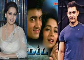 Aamir Khan thanks Madhuri for working in 'Toofan Aalaya'