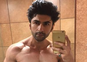 """"""" Kasam Tere Pyar Ki """" Actor Aansh Arora Follows Salman Khan Footstep to Stay Fit and Healthy"""