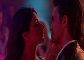 VIDEO- 'Loveratri' song Akh Lad Jaaye: Aayush Sharma and Warina Hussain turn up the heat in this sensuous Club number