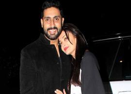 Aishwarya Rai Bachchan FINALLY talks about hubby Abhishek's two year break