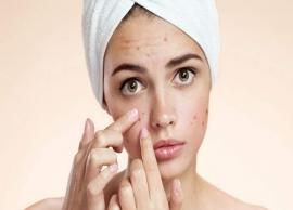 5 Homemade Face Packs To Get Rid of Acne Marks