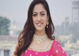Aditi Sharma Shoots Despite Illness