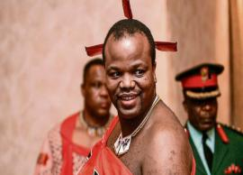 This African King Has 15 Wives, Performs Marriage Every Year