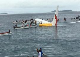 पायलट की गलती से हुआ हादसा, समुद्र में समा गया बोइंग विमान
