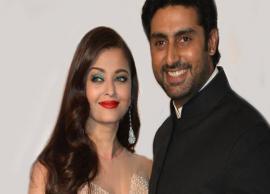 Aishwarya Rai Bachchan and Abhishek Bachchan sign 'Gulab Jamun'