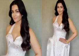 PICS- Aishwarya Rai Bachchan is a Roman beauty in this pristine white gown-Photo Gallery