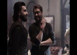 Ajay Devgn, Ranveer Singh to collaborate for an unexpected sequel