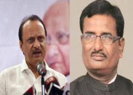 Ahead of Uddhav's floor test, BJP MP Pratap Rao Chikhlikar goes to meet Ajit Pawar