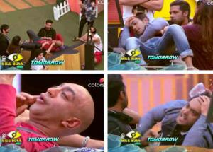 VIDEO Bigg Boss 11- Shilpa and Bandagi Tortures Akash, Calls For Medical Emergency