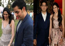 PICS- Akash Ambai and Shloka Mehta Pre Engagement Party Was A Star Studded Affair-Photo Gallery