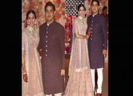 PICS- Akash Ambani and Shloka Mehta Pre-Engagement Ceremony Party-Photo Gallery