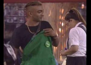 Bigg Boss 11- Akash Stripped off His Pants in Front of Other Housemates