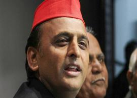 Country doesn't need bullet train, soldiers need bulletproof jackets says Akhilesh Yadav