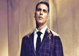 Akshay Kumar turns showstopper for fashion designer Lalit Dalmia