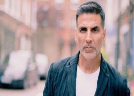 VIDEO- Akshay Kumar recreates 'Namastey London' scene on sets of 'Sooryavanshi'