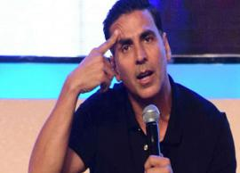 Akshay Kumar Speaks on Priyanka Reddy Case