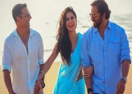 VIDEO- Akshay Kumar and Katrina Kaif's leaked footage from 'Sooryavanshi'