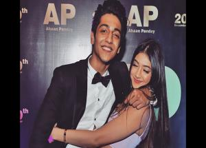 HOT PICS- Chunky Panday Niece Alanna Sizzles in Hot Photoshoot With Brother-Photo Gallery