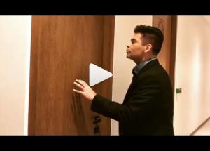 Video Karan Johar and Alia Bhatt Toilet Indulgence is Epic