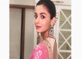 Alia Bhatt Reveals a Big Thing About Signing Takht