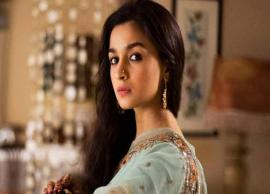 PICS- Alia Bhatt Just Wore The Most Expensive Dress, Price Will Blow Your Mind