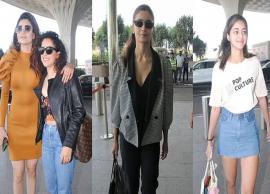 PICS Filmfare Awards 2020- Bollywood Celebs Jet Off To Assam