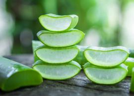 Not Just Sunburn But Aloe Vera Also Improves Digestive Health, Read 15 More Benefits