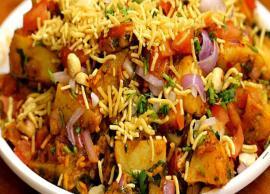 Recipe- Delhi Style Chatpati Aloo Chaat