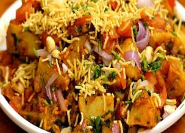 Recipe- Simply The Best Tawa Aloo Chaat