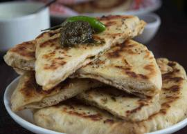 Recipe- Aloo Kulcha is Perfect Suited For Dinner