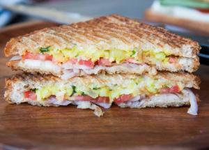 Recipe Aloo Masala Sandwich