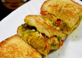 Recipe- Make Your Kids Happy With Aloo Toast