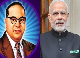 Mahaparinirvan Divas: PM Modi pays tributes to BR Ambedkar on his death anniversary