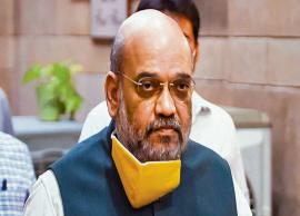 Amit Shah tests positive for COVID19, admitted to hospital