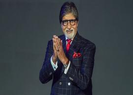 BREAKING- Amitabh Bachchan Tested COVID-19 Positive, Request This Big Thing From Closest People