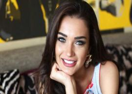 PICS-Amy Jackson gets engaged to boyfriend George Panayiotou