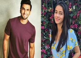 Ananya Pandey to make her Bollywood debut with Ranveer Singh