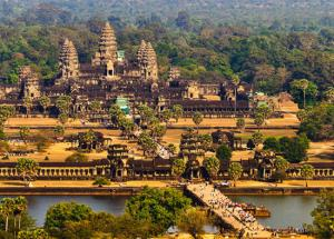 Worlds Biggest Hindu Temple- Angkor Wat Temple