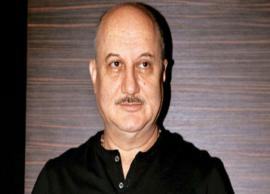 Anupam Kher nominated for BAFTA for 'The Boy with the Topknot'