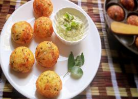 Recipe- Easy and Quick Instant Sooji and Oats Appe