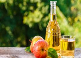 8 Beauty Benefits of Apple Cider Vinegar