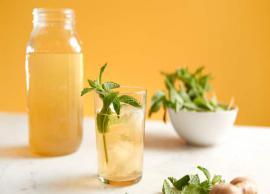 Recipe- Allergy Relieving Apple Cider Vinegar Spring Tonic