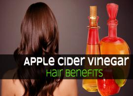 Amazing Benefits of Apple Cider Vinegar for Healthy Hair