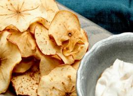 Recipe- Sweet and Crispy Apple Pie Chips