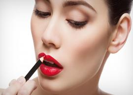 4 Reasons You Must Apply Lip-Liner