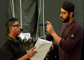 Raj Kumar Gupta's upcoming thriller starring Arjun Kapoor goes on floors; here's the first glimpse