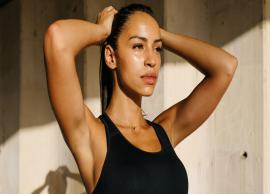 Treat Dark Armpits With These 7 Home Remedies
